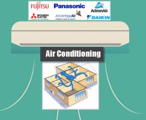 Domestic and Commercial ACs